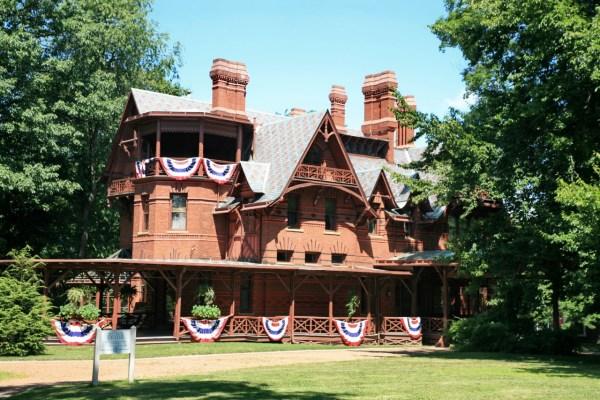 Olivia Langdon Clemens house