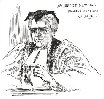 Thomas Neill Cream - Judge Hawkins