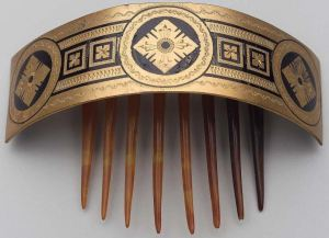 decorative hair combs