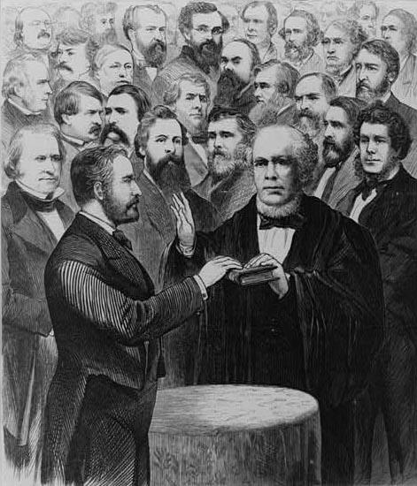 Grant's inauguration