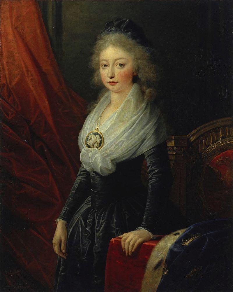 children of Marie Antoinette - Marie-Thérèse