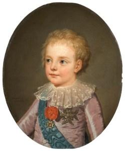 Children of Marie Antoinette - Louis-Joseph