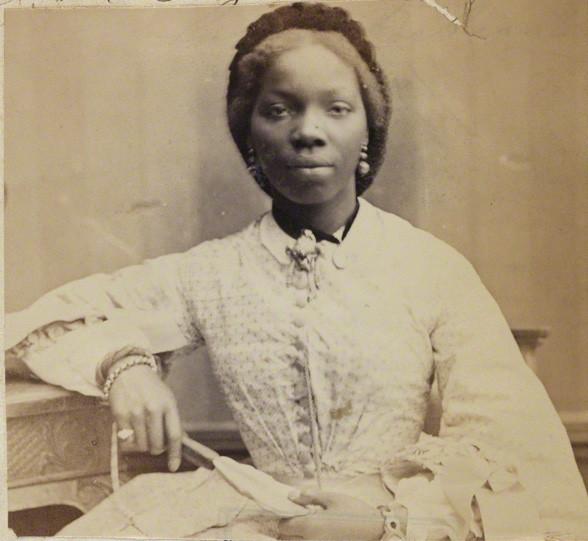 Sarah Forbes Bonetta - 1862