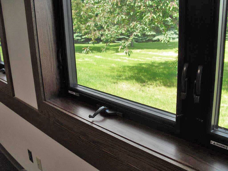 Gerkin Windows  Doors  5100 Awning Aluminum Window