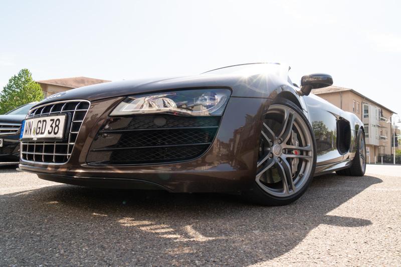 Hochzeitsauto Audi R8  Hochzeit
