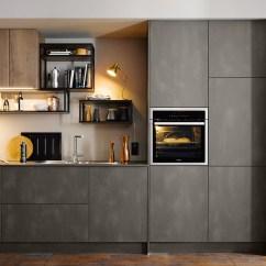 Kitchen Appliances Set White Granite Schuller Targa   By Artisan Interiors