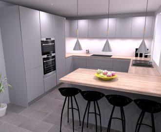 should i tell my kitchen designer my budget - schuller german kitchen units