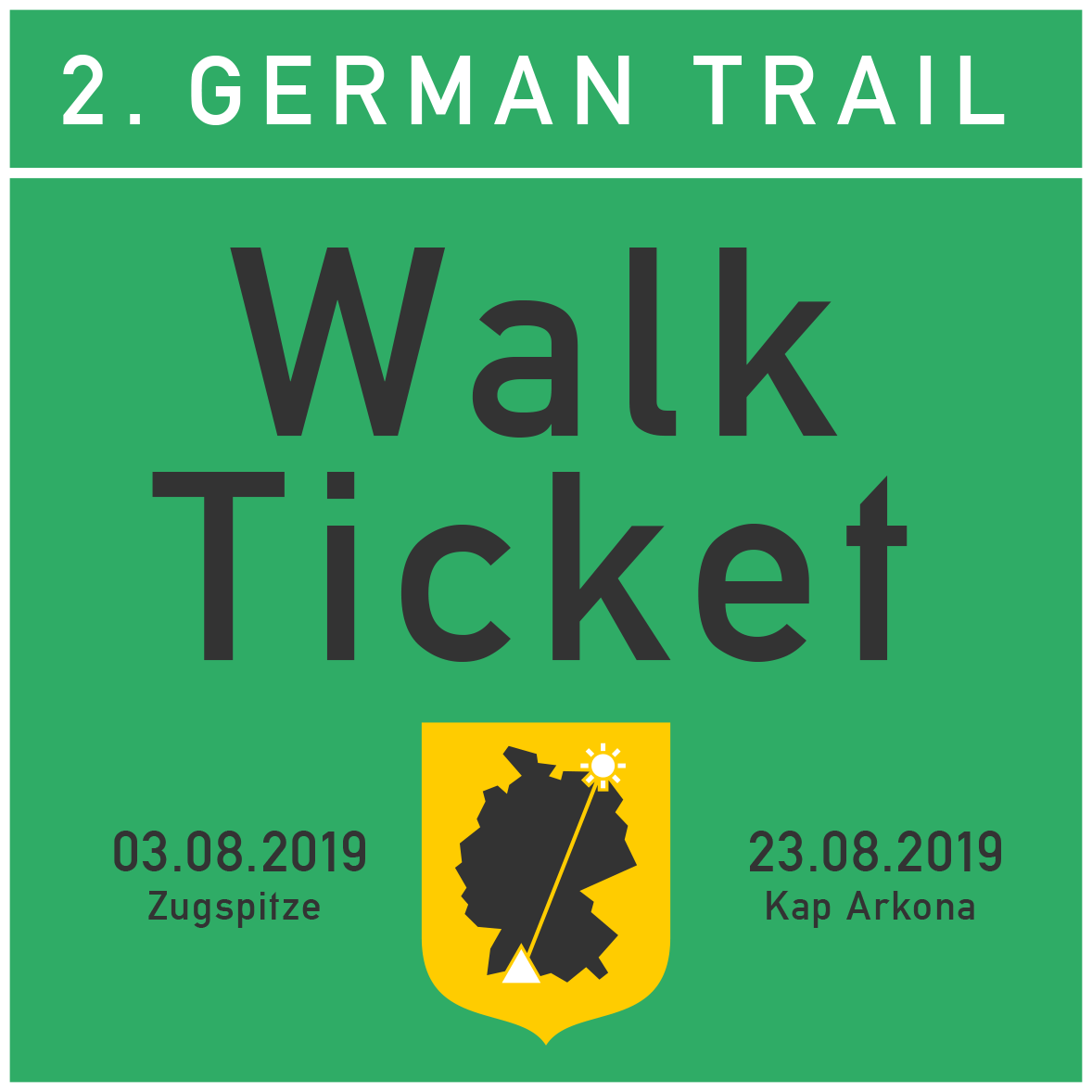 German-Trail-Ticket