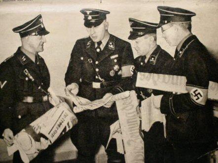 Schutzstaffel The SS