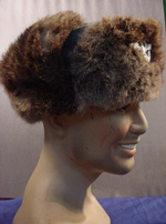 WWI German Fur Cap
