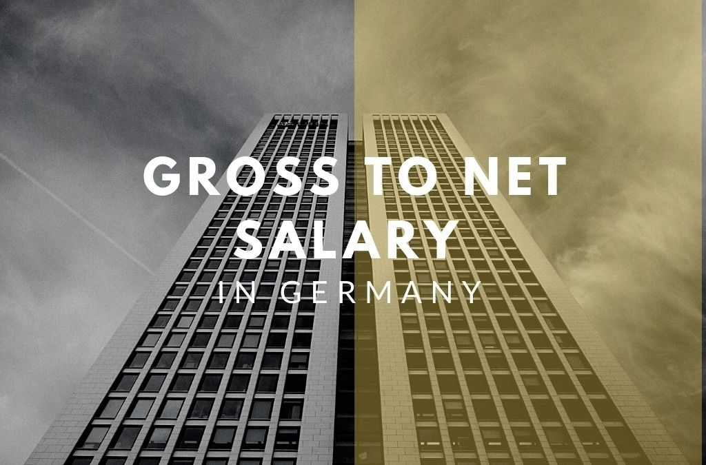 Gross to net salary in Germany