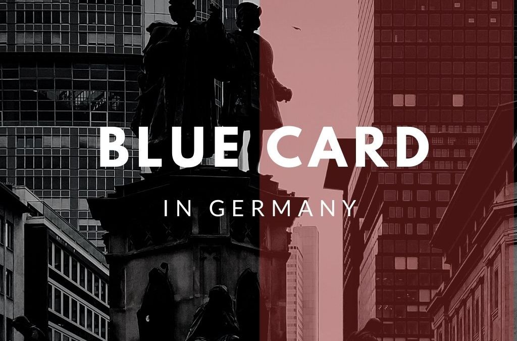 Getting a Blue card in Germany
