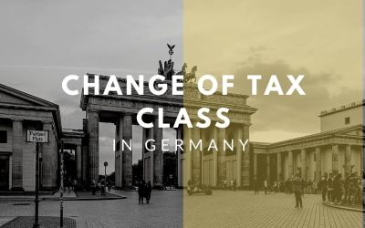 How to change your tax class in Germany