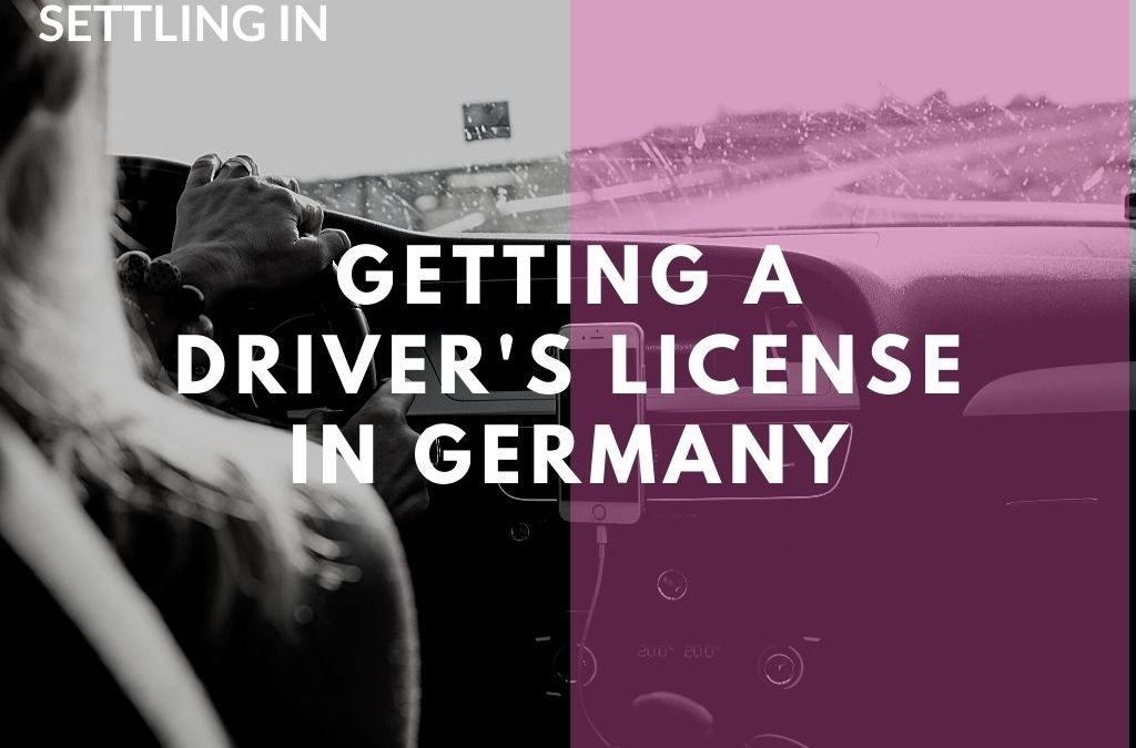 Getting a driver's license in Germany