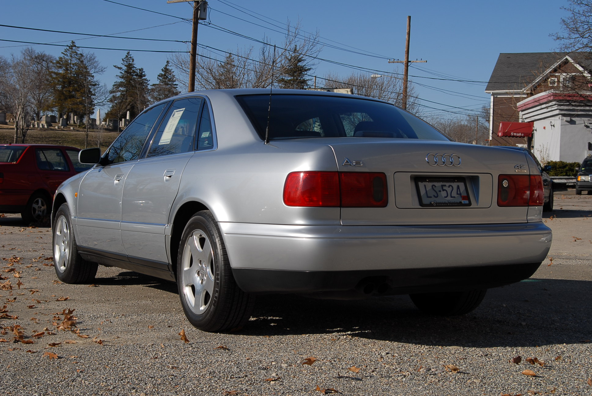 hight resolution of 1998 audi a8 quattro