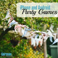 Multi Player Party Games for your iPhone or Android