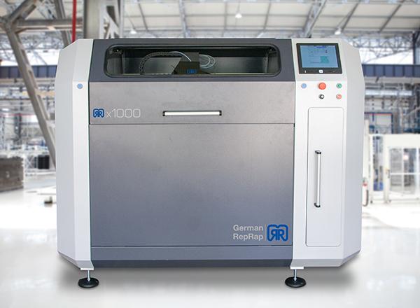 X1000 3D tlačiareň