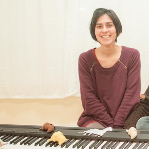 CRISTINA ARRANZ: VOZ Y PIANO