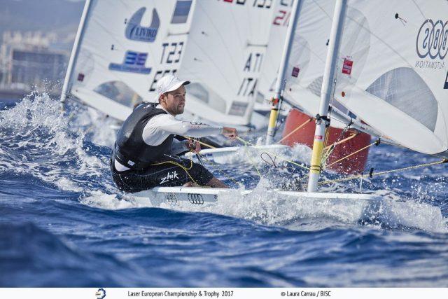 Philipp Buhl erreichte bei der Laser-EM Platz 6. Foto: Laura Carrau