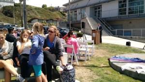 Open Ceremony GERMAN SCHOOL campus Newport Beach