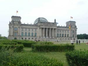 Bundestagsgebaeude Berlin