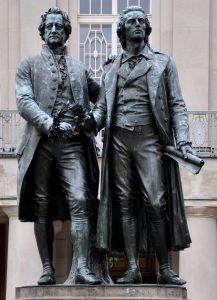 Goethe & Schiller Weimar