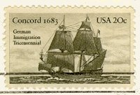 Concord 1683 German Immigration