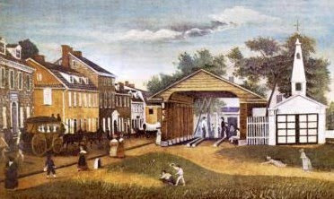 Germantown Pennsylvania founded by German settlers