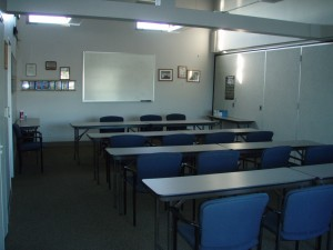 GERMAN SCHOOL campus class rooms
