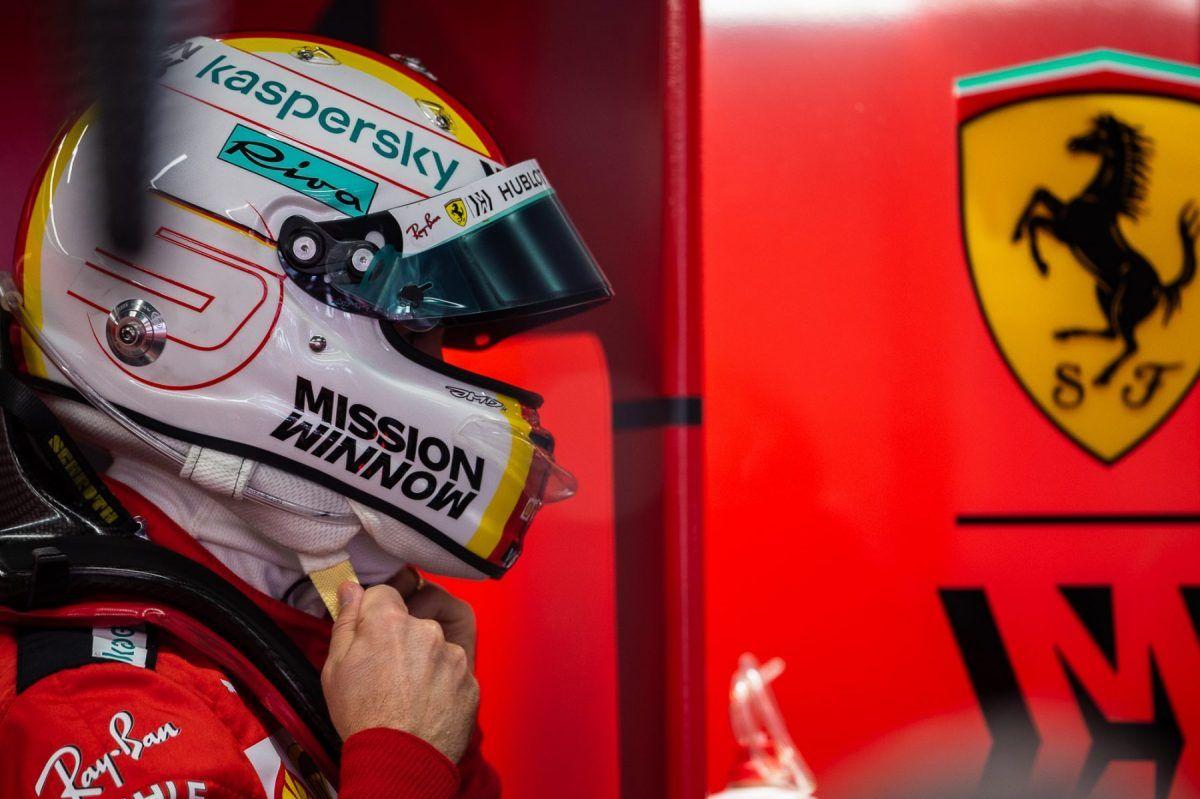 F1 – Sebastian Vettel