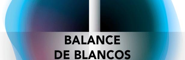 15. CAPTURE ONE – Balance de Blancos