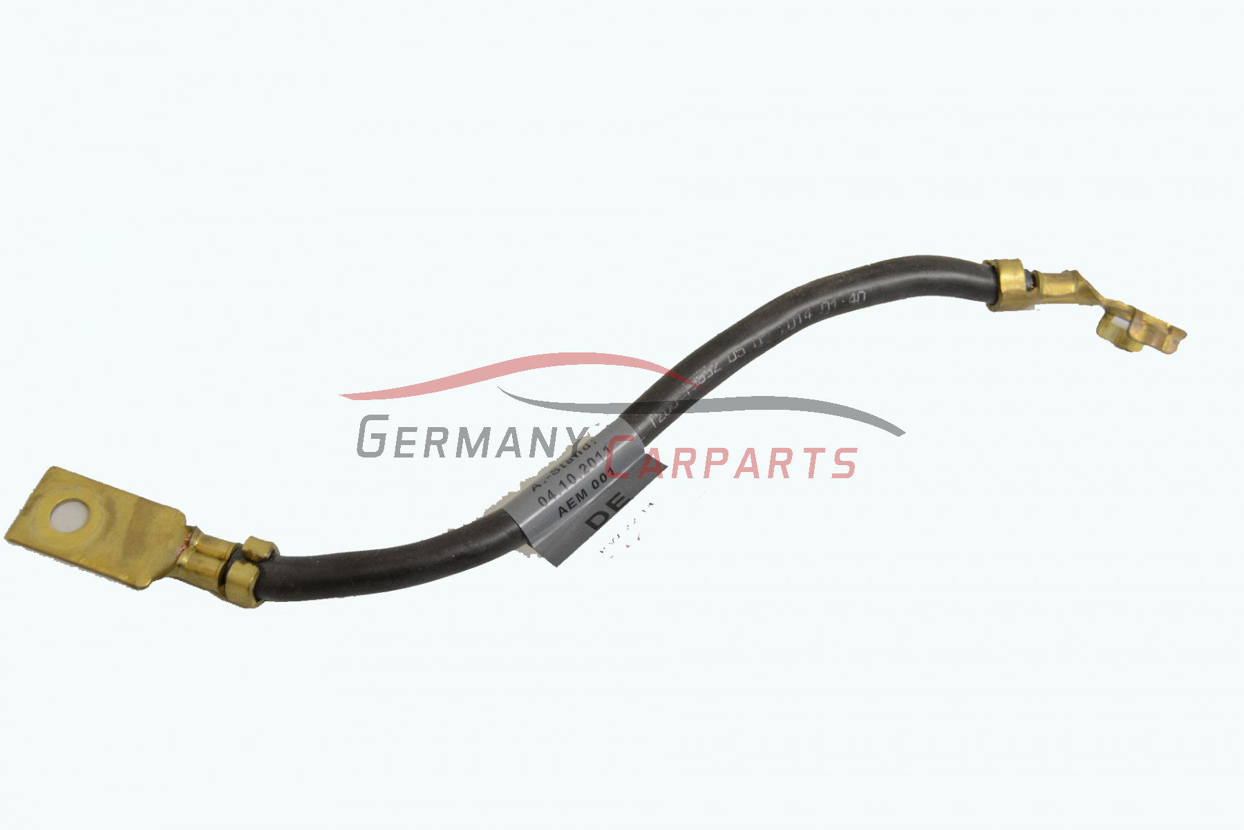 Original Audi A4 8k Batteriekabel Massekabel Kabel