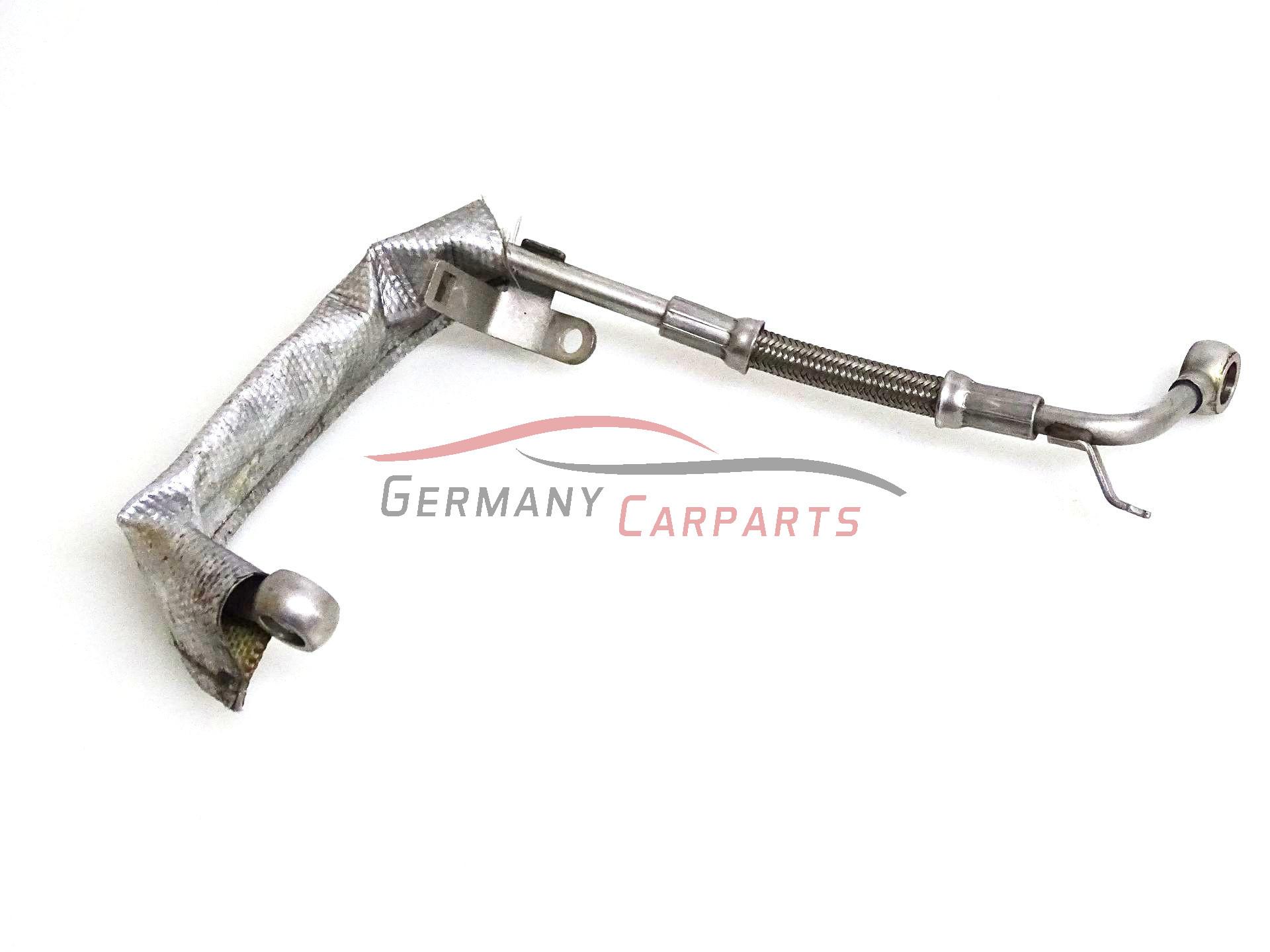 Original Audi Tt Olrohr Olleitung Leitung 2 0 Tfsi Rohr