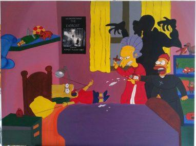 Esorcismo di Bart(sold)