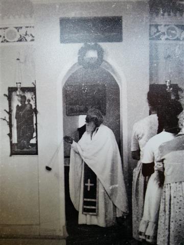 46. Η τελευταία Θ.Λειτουργία του π. Γερβασίου στην Αγ. Παρασκευή