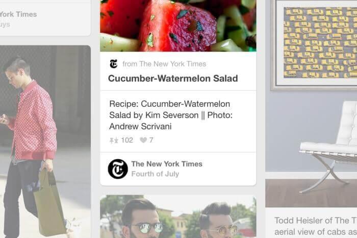 Neu: Einfach kommunizieren über Pinterest