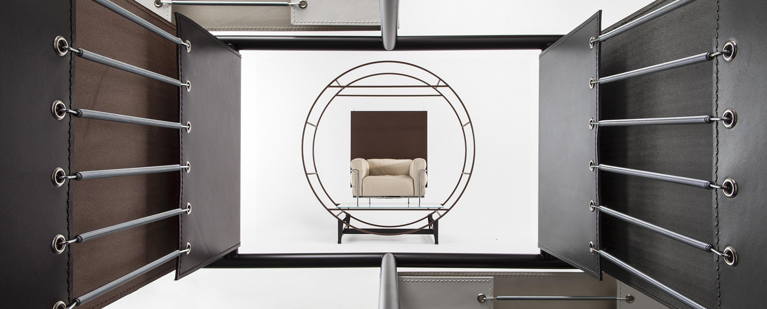 LC3 Cassina Le Corbusier