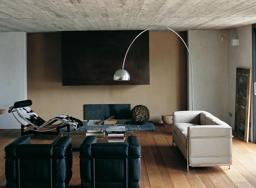 bedroom chair singapore baxton studio vittoria white leather modern office 2 arco flos