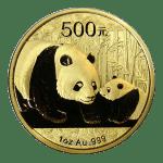 1oz Chinese Panda Gold Coin