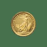 1/10 oz Gold Britannia