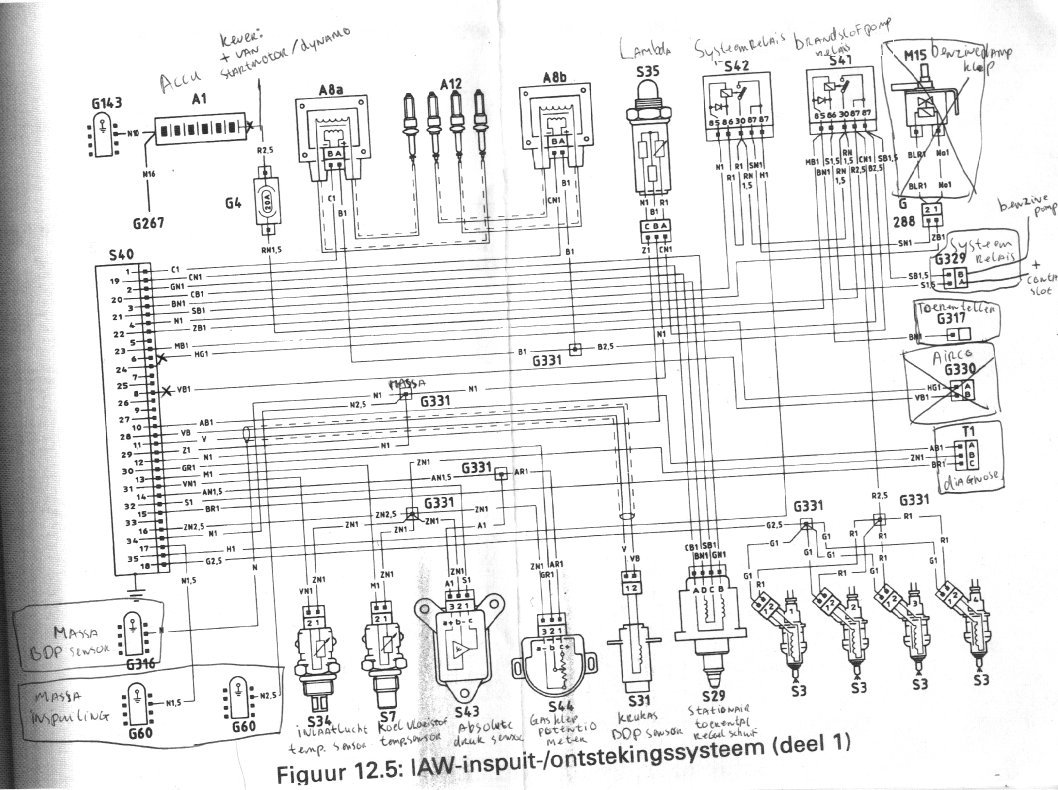 alfa romeo wiring diagram 2004 nissan xterra stereo sorting out the