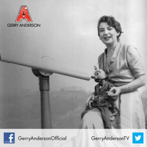 Joy Laurey was one of Gerry Anderson's first puppeteers