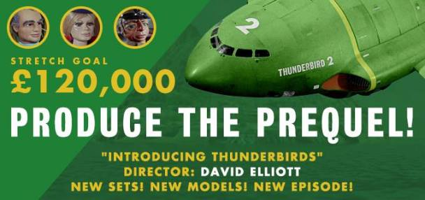 Produce the Thunderbirds Prequel