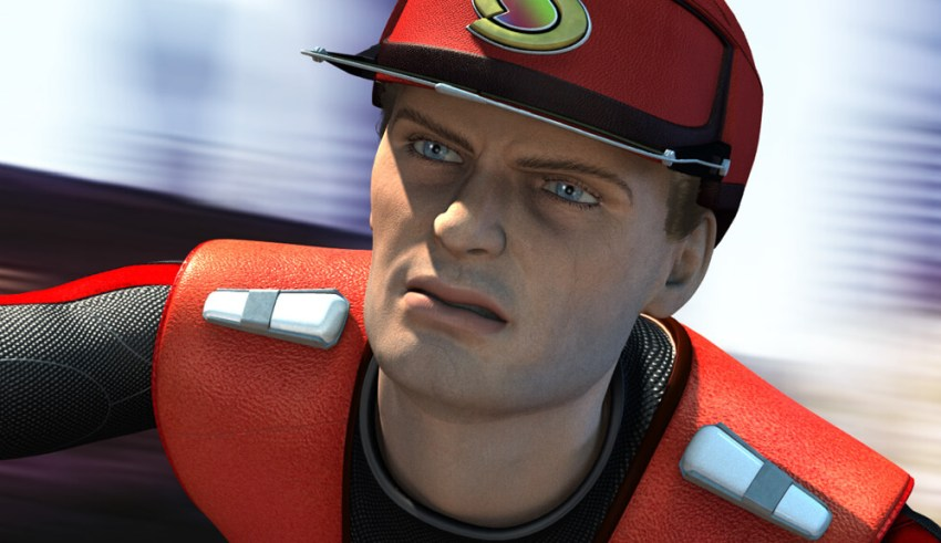 free New Captain Scarlet
