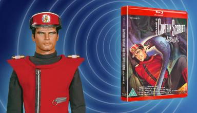 Captain Scarlet blu-ray volume 2