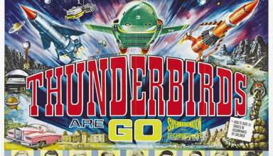 Thunderbirds are go at Nottingham Puppet Festival
