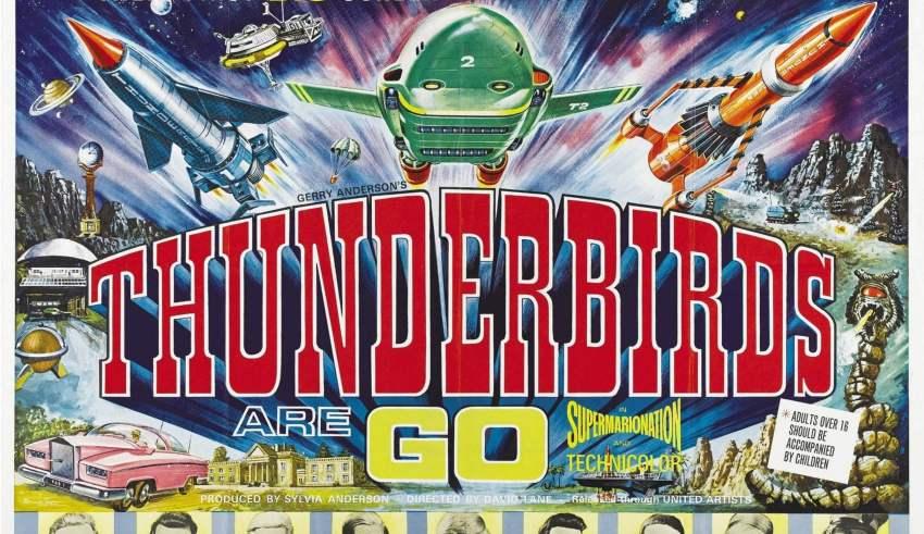 Thunderbirds are go at Nottingham Puppet Festival