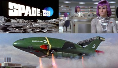 Gerry Anderson title sequences