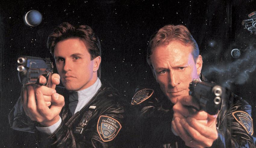Space Precinct Complete Series DVD