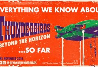 THUNDERBIRDS beyond the horizon what we know